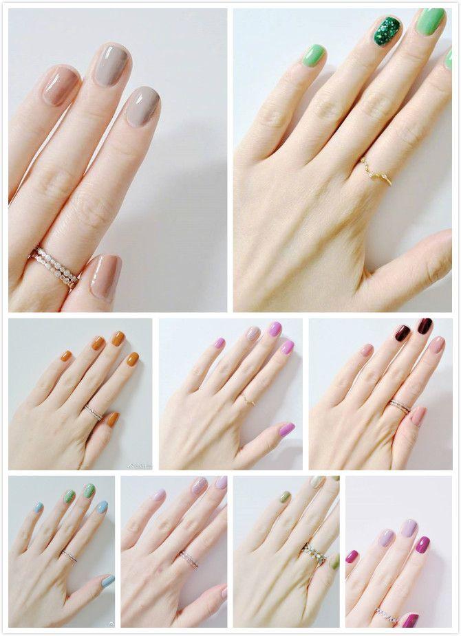 Nice Clean Nail Art Designs