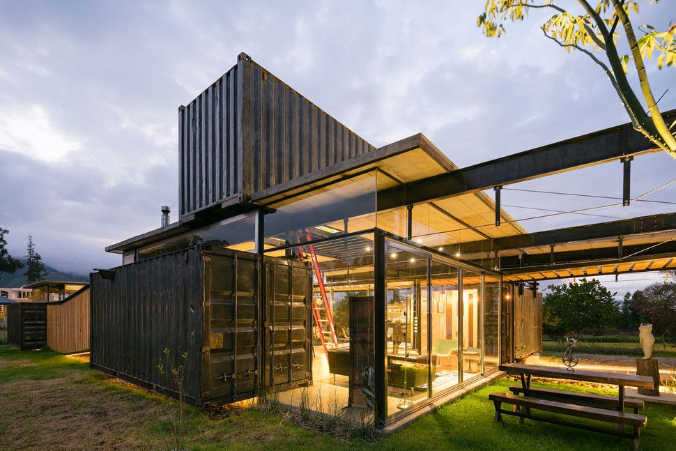 You might live in a shipping container home, if it was this amazing