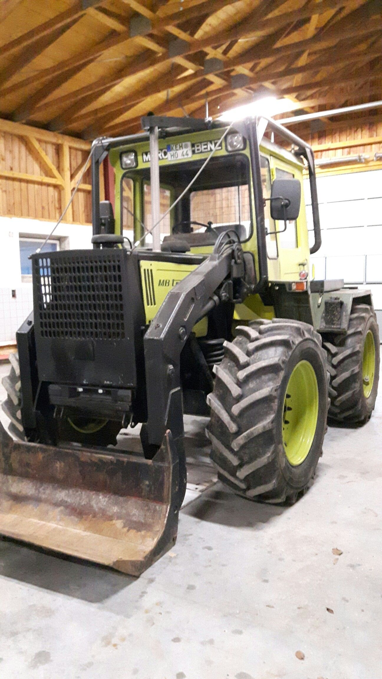 mb trac 900 turbo vehicle modifications tractors. Black Bedroom Furniture Sets. Home Design Ideas