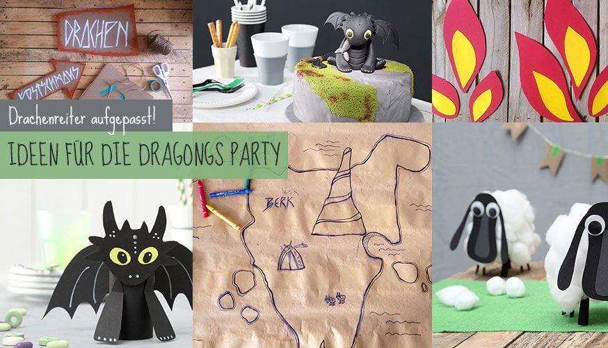 Mit Diesen Tipps Für Die Dragons Party Begeistern Sie Kleine ... Tipps Sommerparty Gelungen