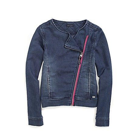 4684904f9 Tommy Hilfiger big girls' jacket. How cool is this? Special details ...