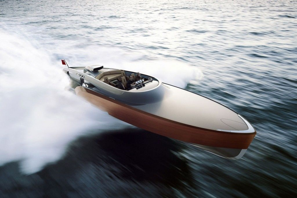 Rolls-Royce Merlin powered Aeroboat (Image: Claydon Reeves) | Motor Authority