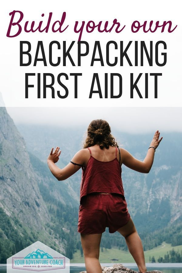 Photo of Build Your Own Hiking First Aid Kit | Your Adventure Coach