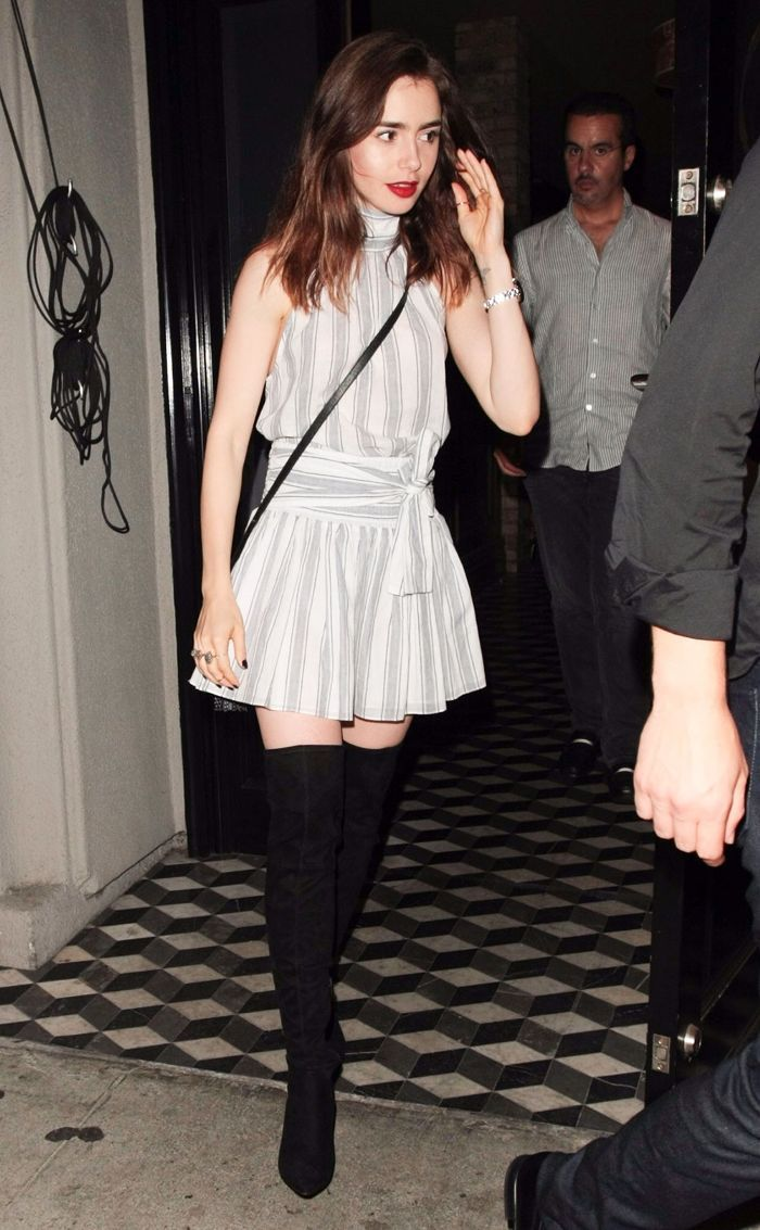 7c9be098db3b See a roundup of our all-time favorite Lily Collins style moments
