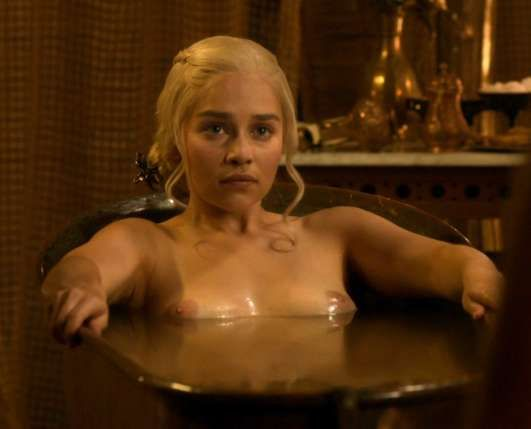 thrones emilia nude Game clarke