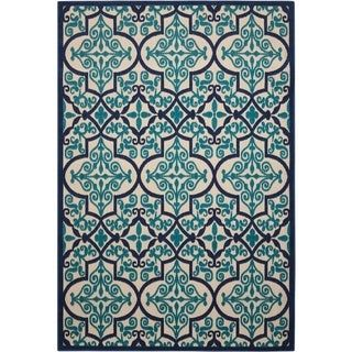 The Curated Nomad Varennes Indoor Outdoor Rug Bohemian Eclectic