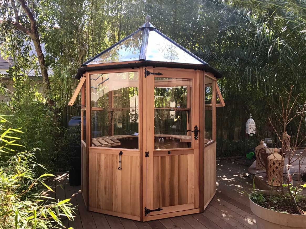 Best Loxley 6Ft6 X 6Ft6 Traditional Greenhouses Garden 640 x 480