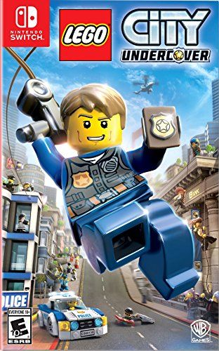 10 Lego City Undercover Nintendo Switch Things You Can Buy With
