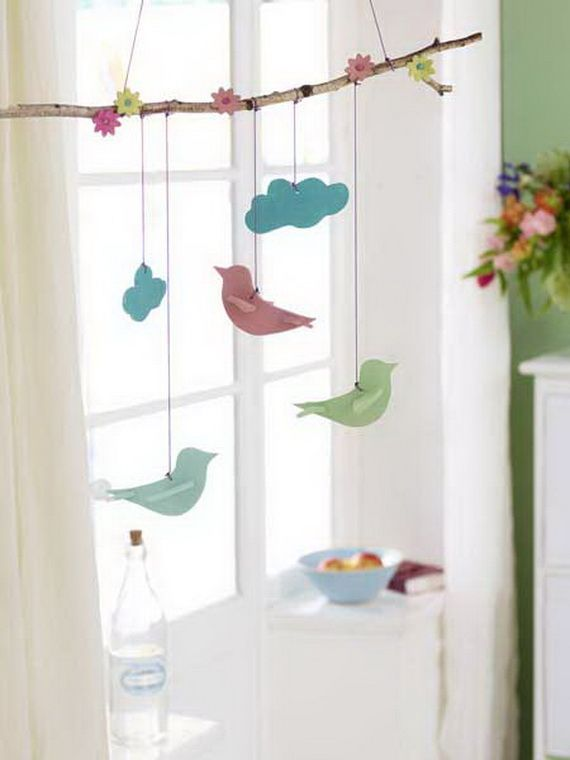 50 Elegant Easter Window Decoration For An Unforgettable ...