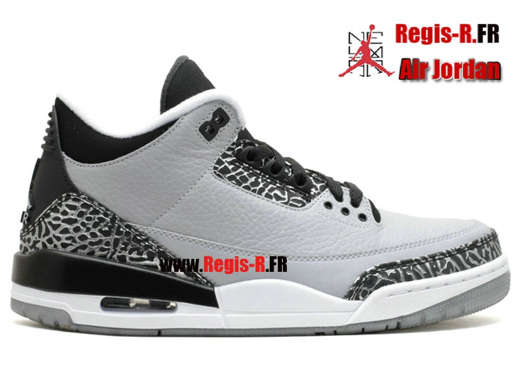 plus récent 97eaf ca67f Air Jordan 3 Retro
