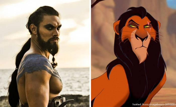 These 15 People Look Exactly Like Cartoon Characters, Hopefully They Are Chill With It