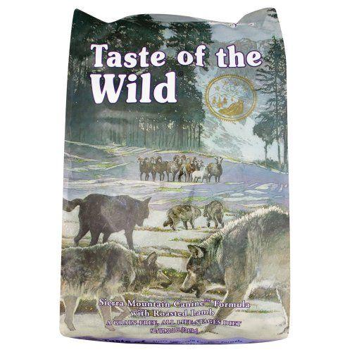 Taste of the wild 30 pound bag
