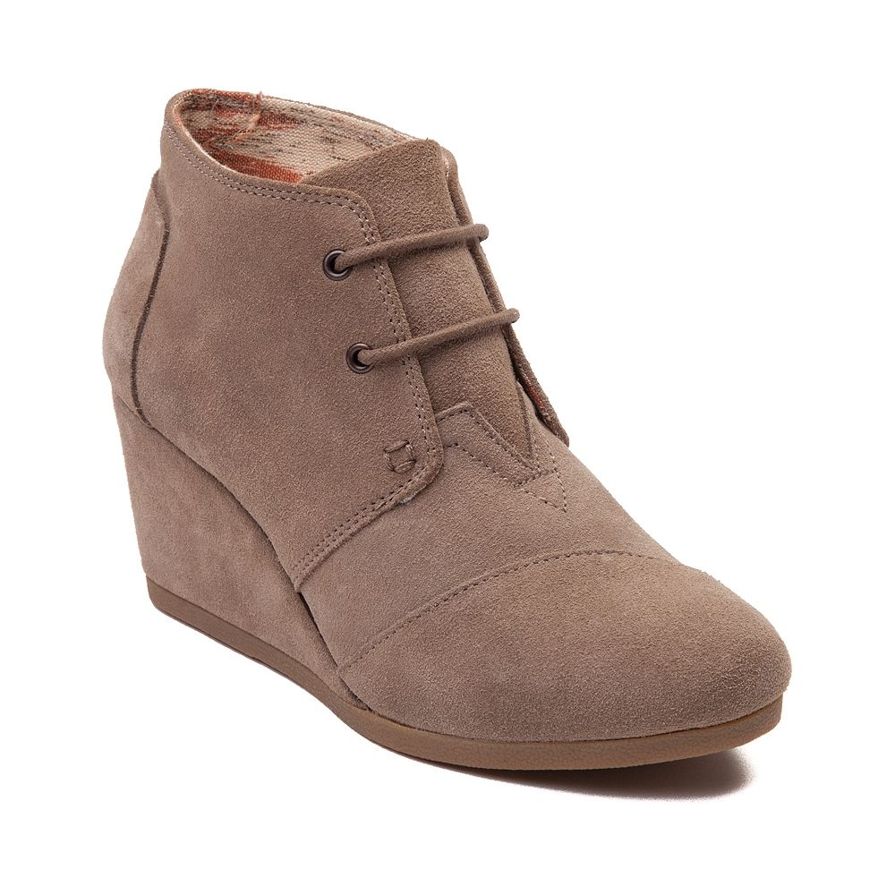 Womens TOMS Desert Wedge | Toms❤️ | Zapatos, Zapatillas y Cool