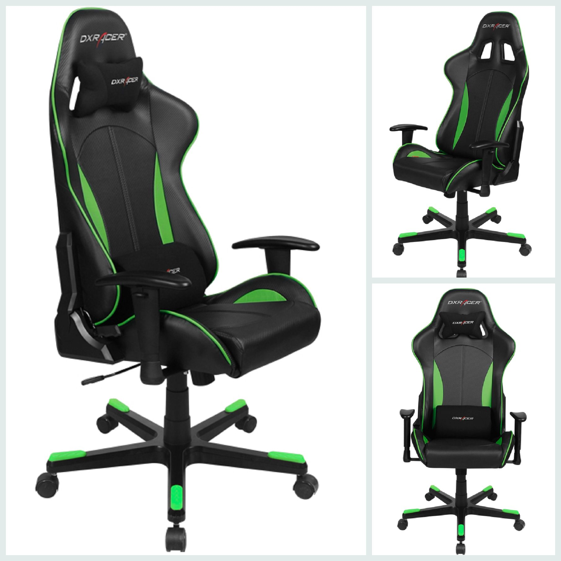 Dxracer Green Color Chair Fe57ne Homedecor Furniture Onsale