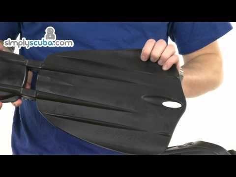▶ Scubapro Seawing Nova Gorilla Fin - www.simplyscuba.com - YouTube