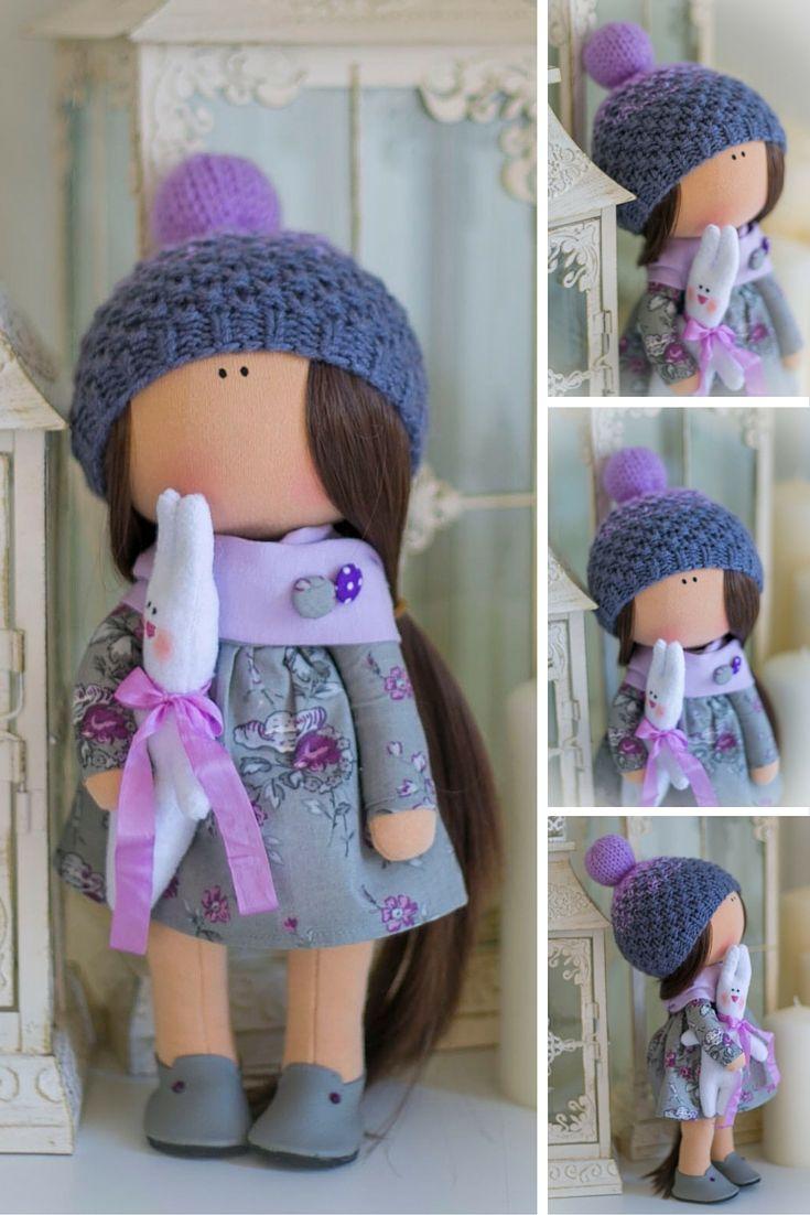 Hobby Textile doll Color me Tilda