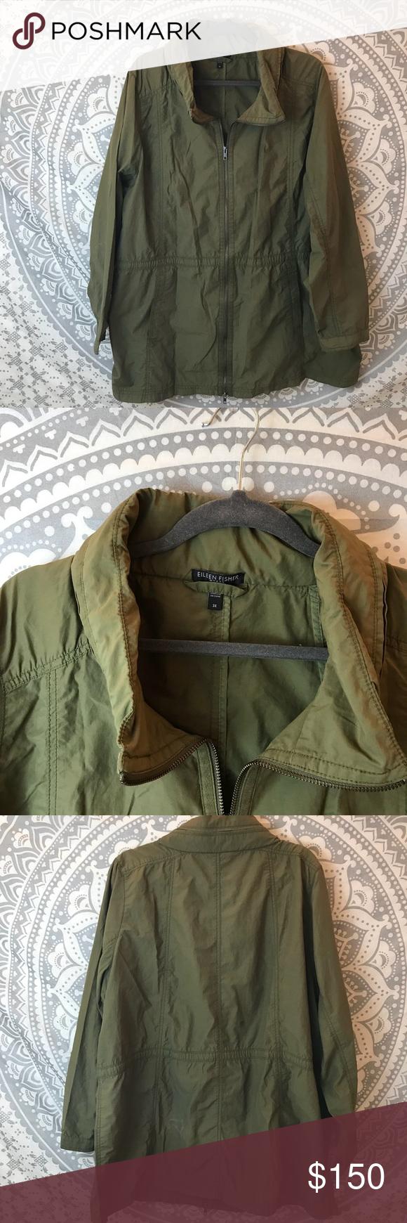 Eileen Fisher Jacket Eileen Fisher Jacket Jackets Raincoats For Women [ 1740 x 580 Pixel ]
