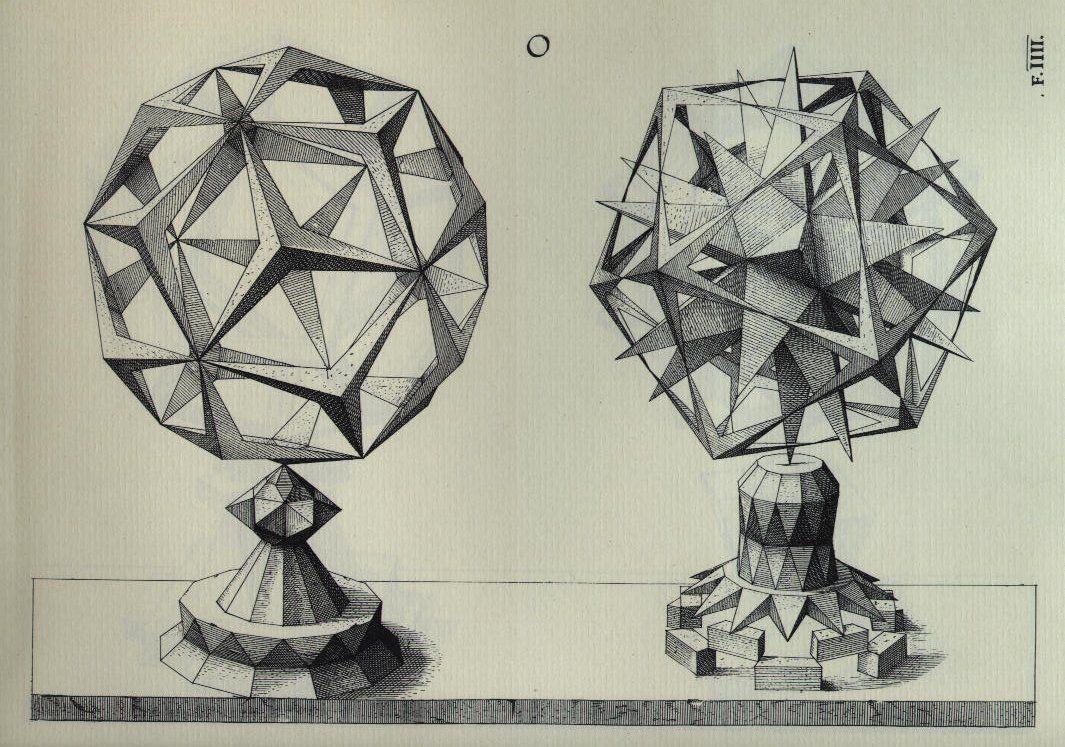 Wentzel Jamnitzer's Polyhedra