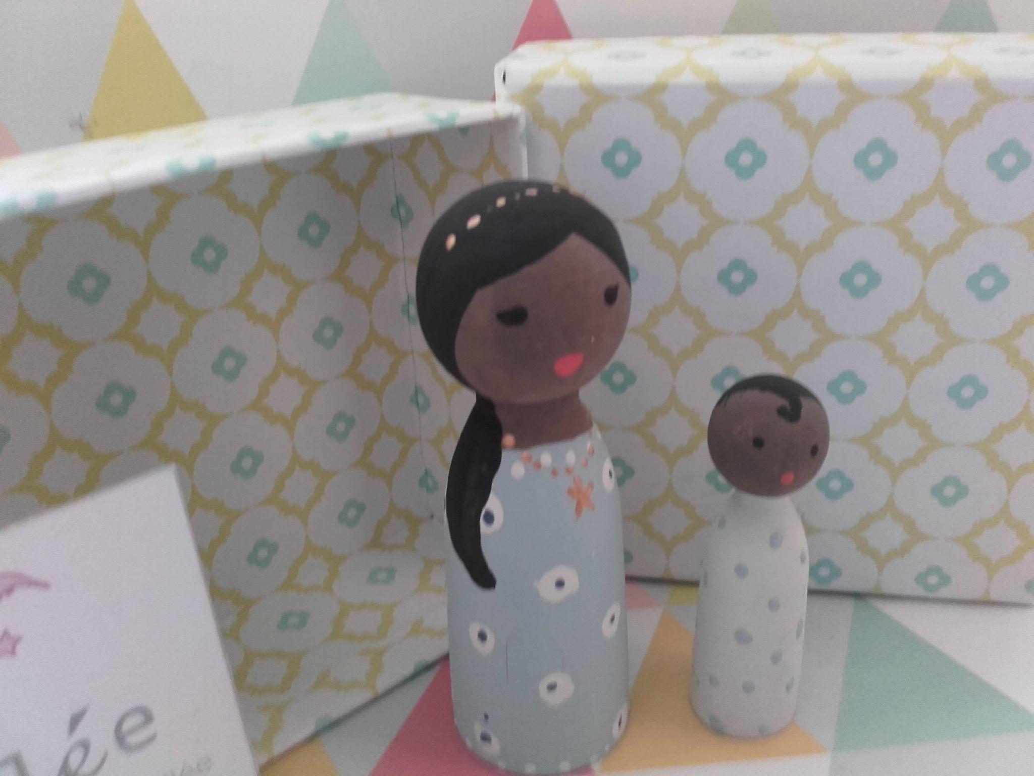 Pegg Doll Maman Bebe
