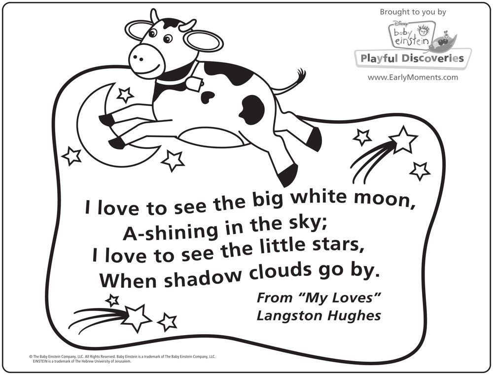 Pin On Baby Einstein Coloring Pages
