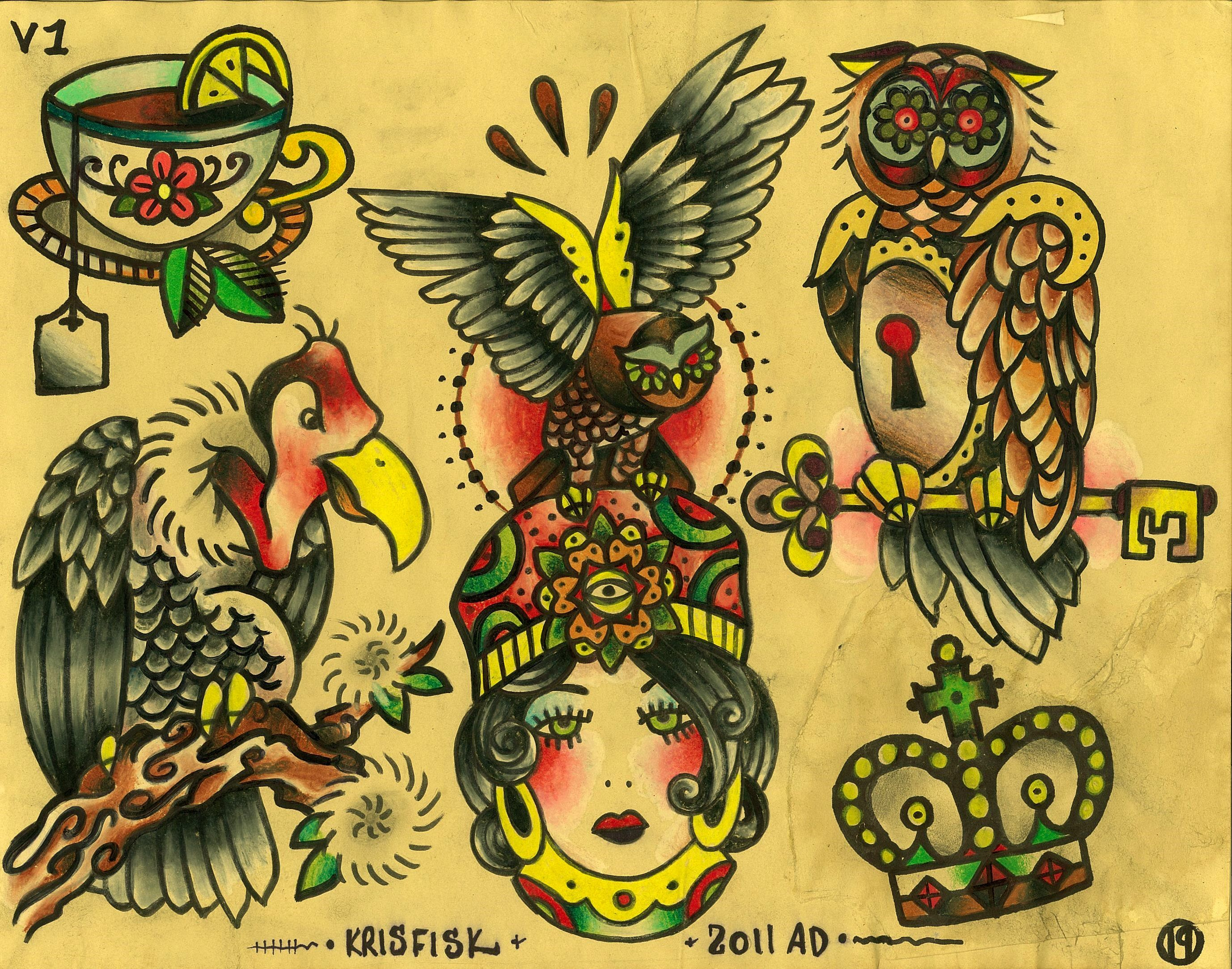 Pin By Colleen Ramage On Zapp Zapp Traditional Tattoo Wallpaper Traditional Tattoo Flash Wood Tattoo Traditional tattoo flash wallpaper