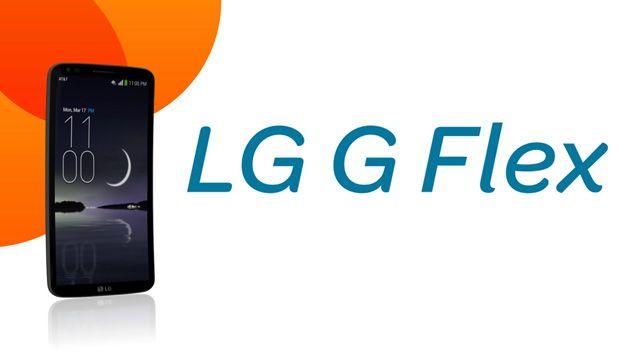 link, play video - LG G Flex - Designed Around You