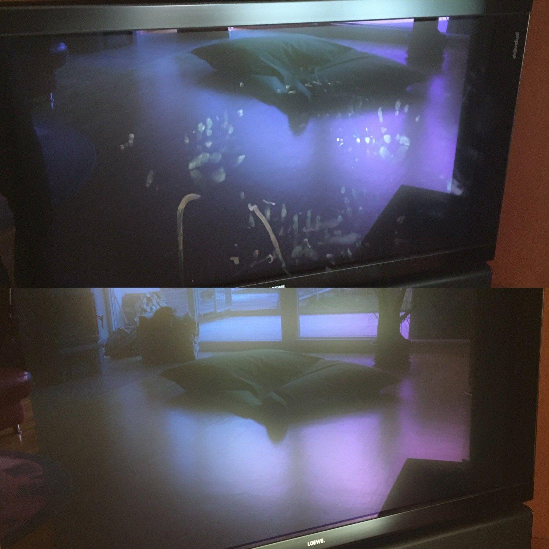 Fernseher Sauber Machen