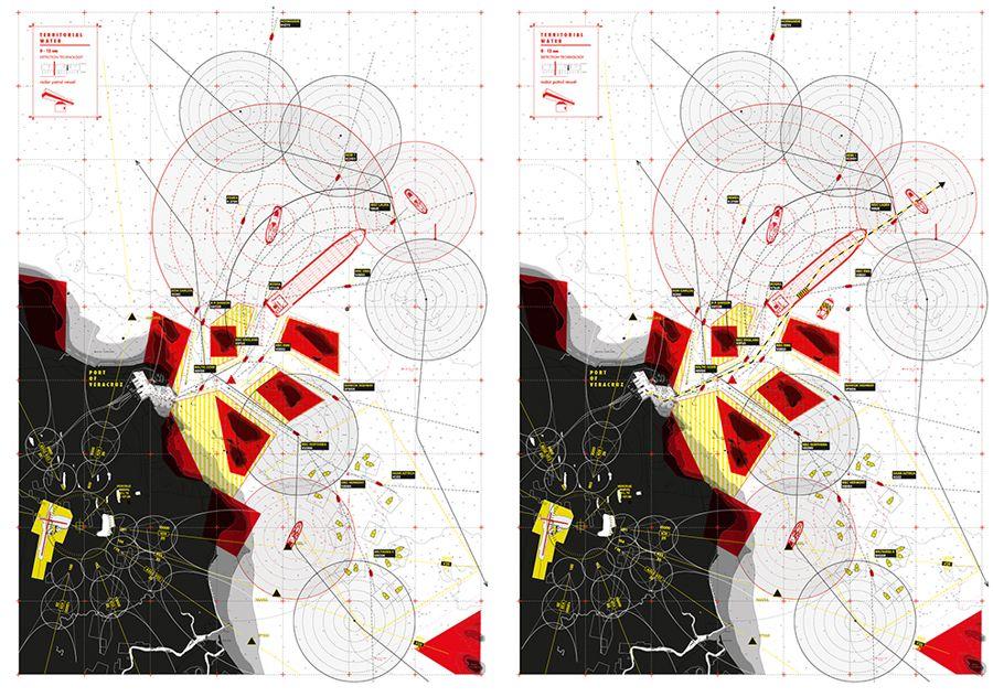 Zhan Wang. [Topic] Studio. Diploma 6 // System D Logistics