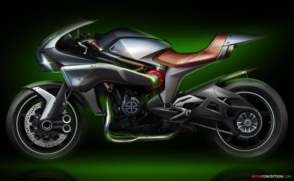 Kawasaki Concept SC 01