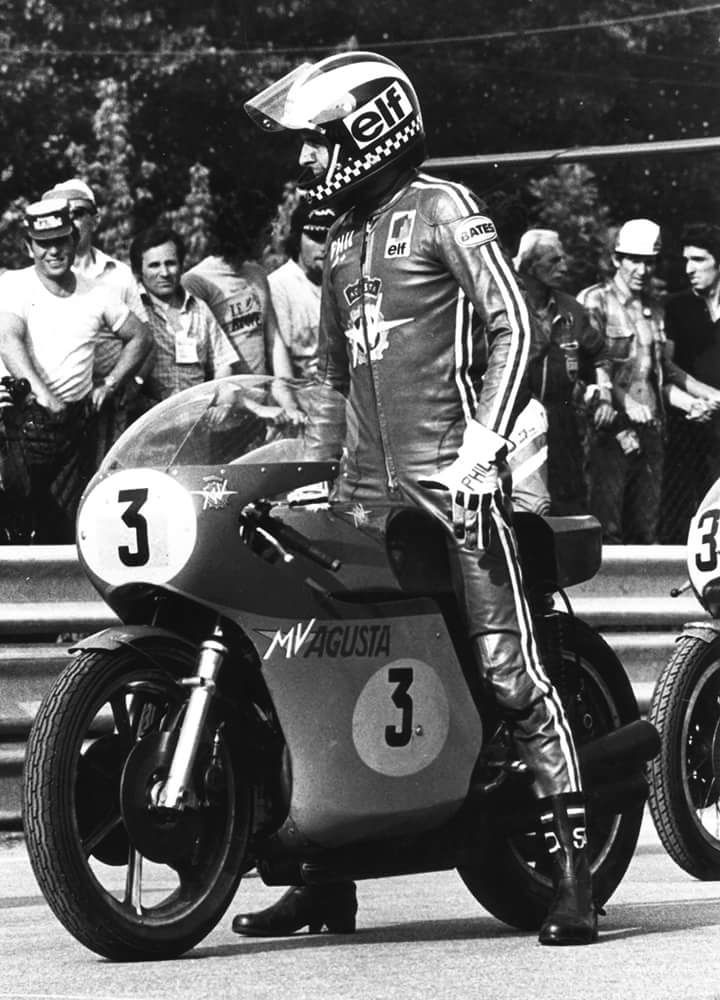 Phil Read, Imola 1974