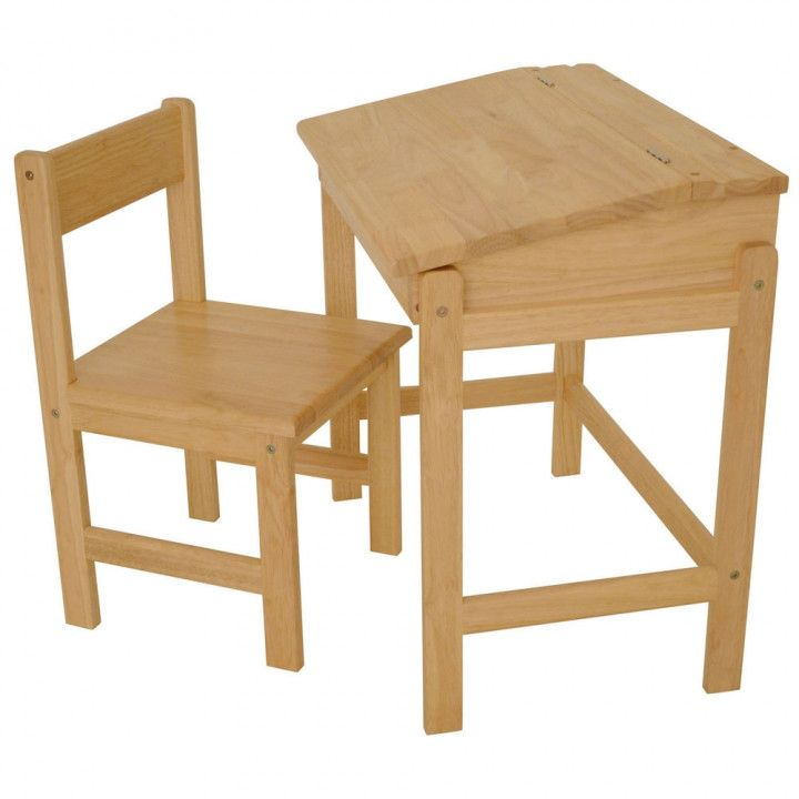 1639a5efbd7 Childrens Wooden Desk and Chair Set - organizing Ideas for Desk ...