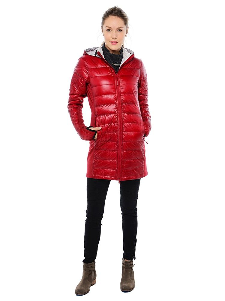 canada goose womens hybridge lite coat