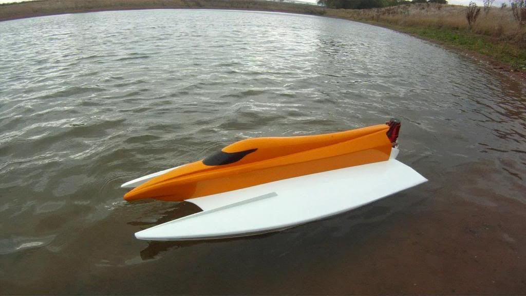 Homemade Foam Boat | RE: GAS F1 INBOARD TUNNEL HULLS | YP ...