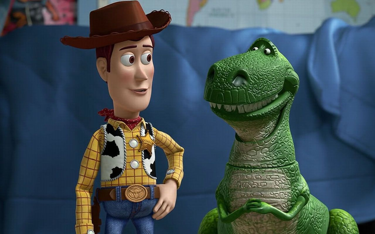 Toy Story Buzz Lightyear Woody Multiscreen Wallpaper Free Desktop 1680x1050 Wallpapers