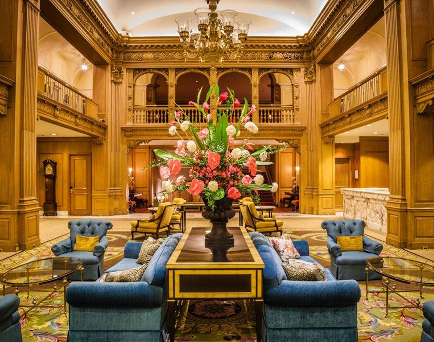 The Fairmont Olympic Hotel Seattle Careers And Employment Opportunities In Washington State