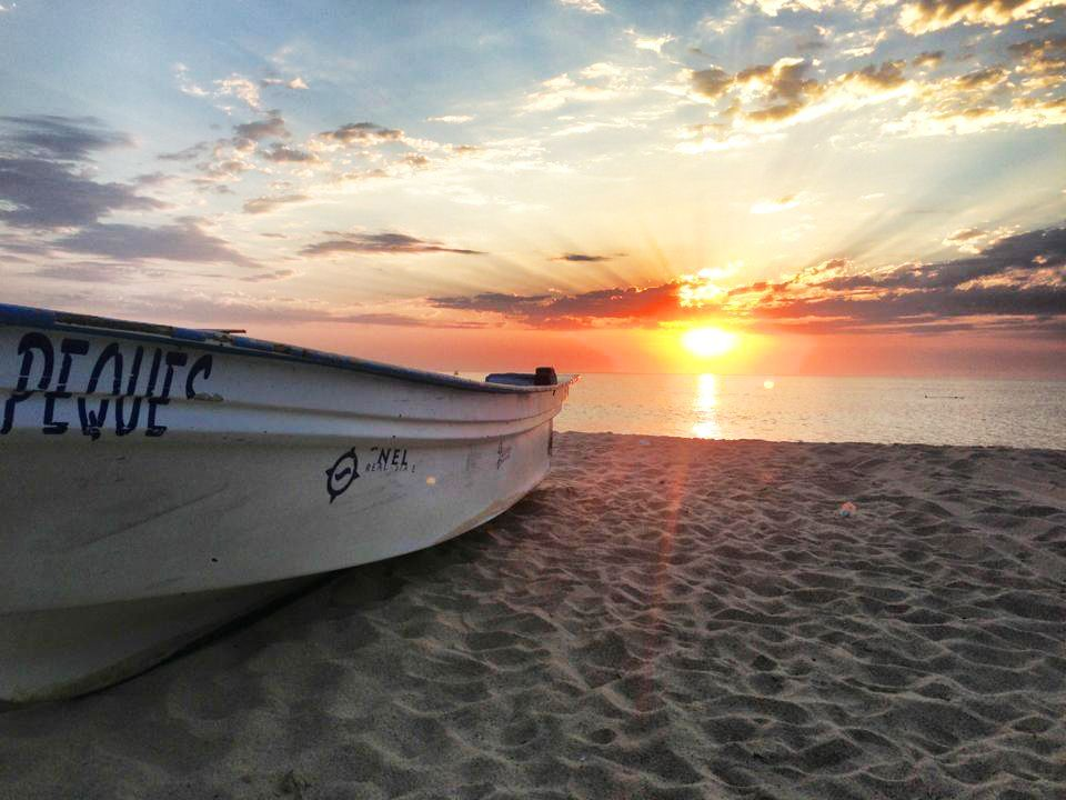 Great sunrise and fishing in Cabo at Palmilla Point. - Snell Real Estate
