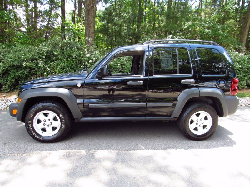 Used 2006 Jeep Liberty 4WD Sport for sale in Raleigh, NC