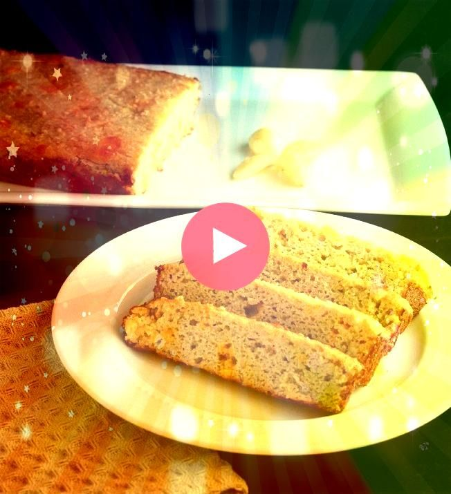 Cheesy Garlic Bread grain free is a primal low carb bread with hidden v  Whitney Roessler Sneaky Cheesy Garlic Bread grain free is a primal low carb bread with hidden v...