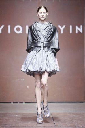 Yiqing Yin Spring Summer Couture 2012 Paris