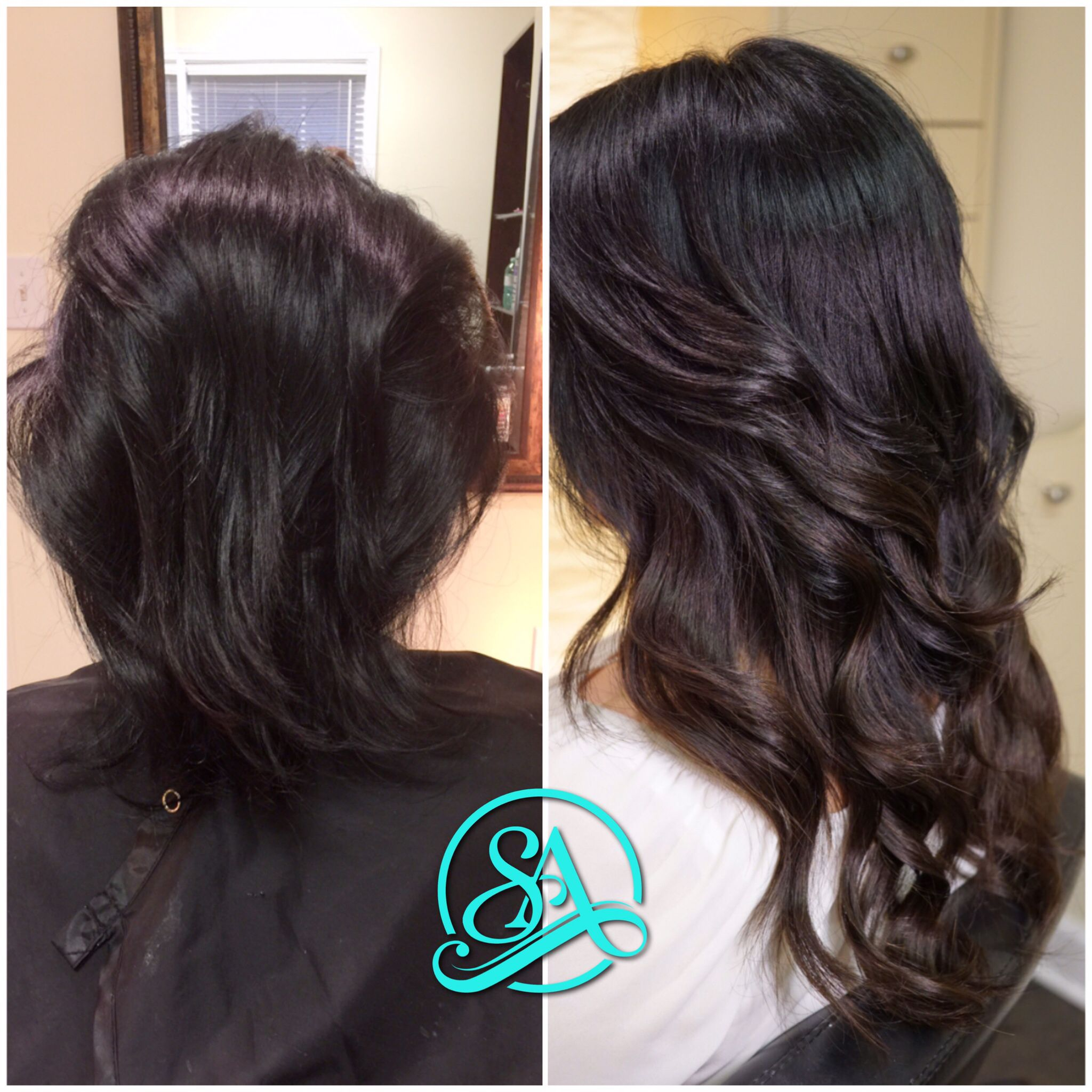 Tape Extensions Greenville Hair Salon Balayage In Greenville