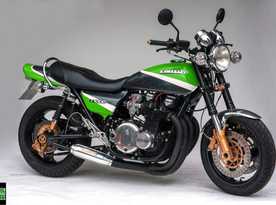 Unsere Kawasaki Z 900 Umbauten Werden In Mehr Als 250 Stunden Echter Handarbeit Von Grund Auf
