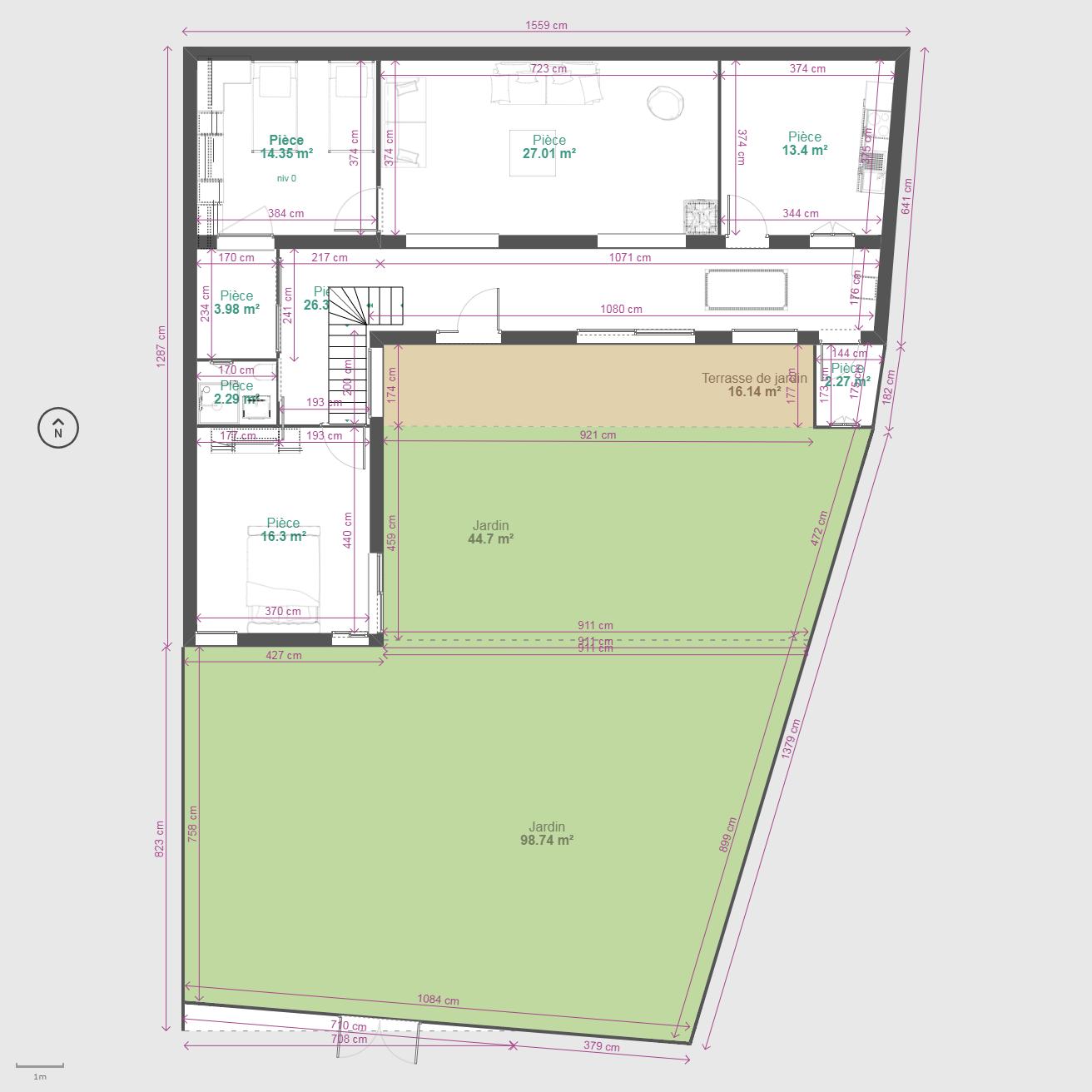 Mon Plan 3d Floor Plans My House House