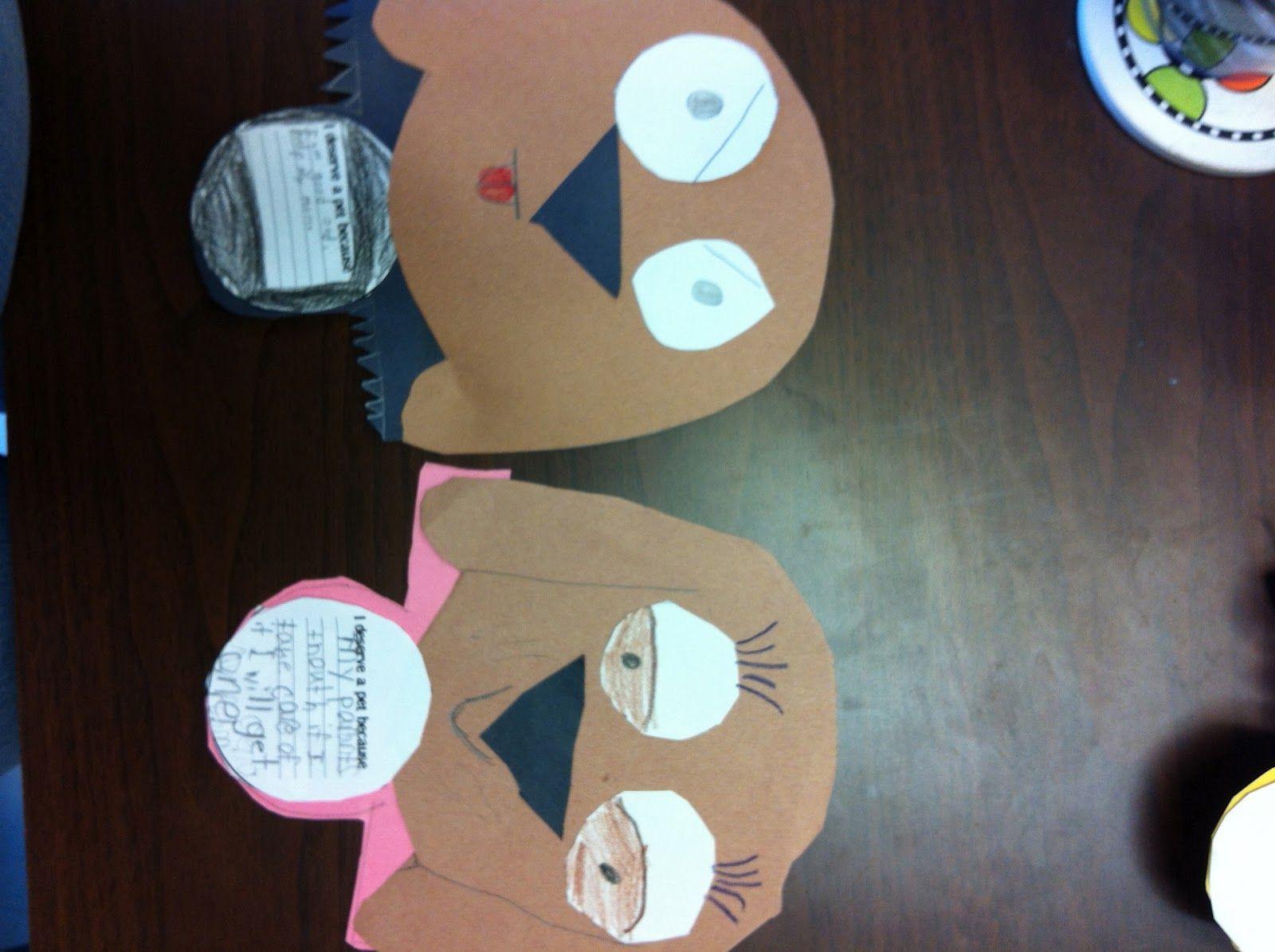 Henry And Mudge Craft
