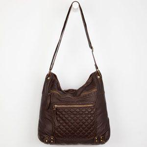 T-SHIRT & JEANS Quinn Quilted Hobo Bag | WishList | Pinterest ...