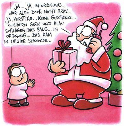 Nicht lustig | Nikolaus lustig, Weihnachtsmann lustig und ...