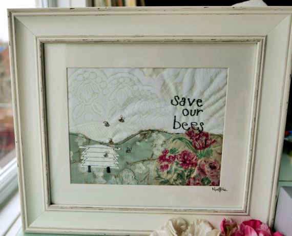 Applique embroidery framed freehand sewing freehand by maraandme