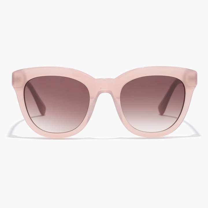 4de67b5fa4b J.Crew Cabana oversized sunglasses