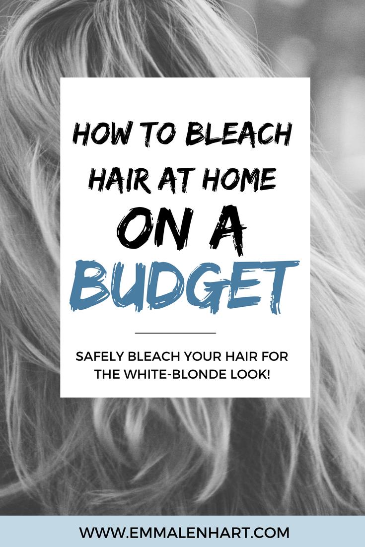 Find Out How To Bleach Hair At Home Diy Bleach Blonde Hair How To Tone Hair For Blondes At Home And Fix Bra Bleached Hair Bleach Blonde Hair Dyed Blonde Hair