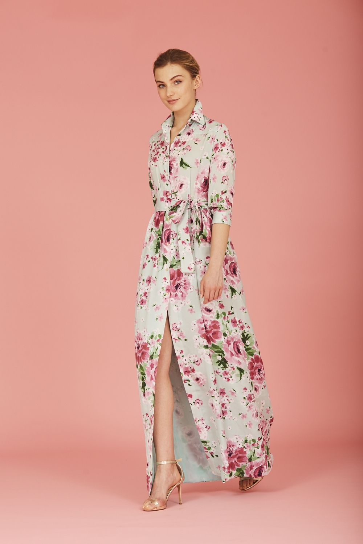 Coosy - VESTIDO CAMISERO FARFALLE | Moda para mujeres | Pinterest ...