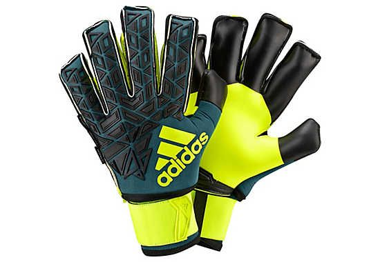 best sneakers eb1fb 49605 adidas ACE Trans Ultimate Goalkeeper Gloves – Tech Green ...